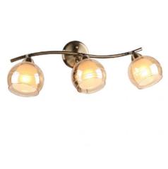 Настенно-потолочный светильник IDlamp Lia 844/3PF-Oldbronze