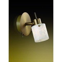 Настенно-потолочный светильник Odeon Light Terbo 2077/1W