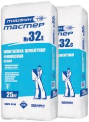 Шпатлевка Шпатлевка Тайфун-Мастер 32Е (4 кг)