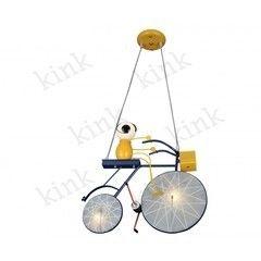 Детский светильник Kinklight 07472 Велосипед