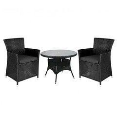 Комплект мебели из ротанга Garden4you WICKER 13323, 1269 (стол + 4 кресла)