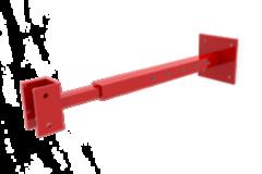 Элемент безопасности кровли Мастер металл Кронштейн к стене для лестницы