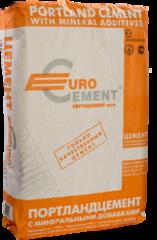 Цемент EuroCement М500 Д20 (25 кг)