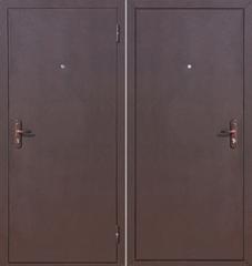 Входная дверь Входная дверь Йошкар Стройгост 5-1 Металл/Металл
