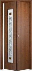 Межкомнатная дверь Межкомнатная дверь VERDA С-17 (ф) Квадрат + ДПГ