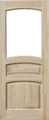 Межкомнатная дверь Межкомнатная дверь Поставский мебельный центр М16 ДОФ неокрашенная