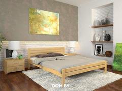 Кровать Кровать Европротект Из массива сосны (1600х2000 мм)