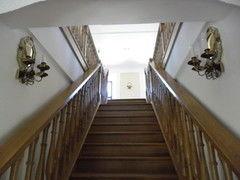 Деревянная лестница Деревянная лестница Древоград Пример 23