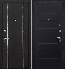 Входная дверь Входная дверь МеталЮр М8 черный матовый