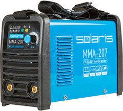Сварочный аппарат Сварочный аппарат Solaris MMA-207