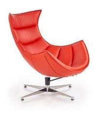 Кресло Halmar Luxor (красный)