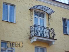 Элементы ограждений и лестниц Твен БО-06