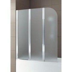 Душевая ширма Aquaform Modern 3 Satinato 120x140 (170-07012)