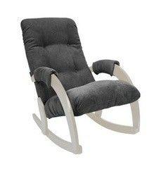 Кресло Impex Модель 67 Verona Antrazite Grey сливочный