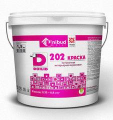 Краска Краска Doilid ВД–АК–202 (1л)