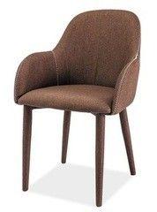 Кухонный стул Signal Oscar коричневый