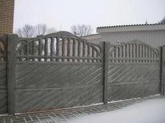 Забор Забор ИП Касабуцкий А.Н Пример 21
