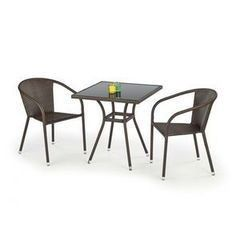 Стол из ротанга Halmar MOBIL