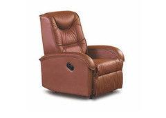 Кресло Halmar Jeff (коричневое)