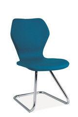 Кухонный стул Signal H-677 (синий)