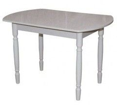 Обеденный стол Обеденный стол Red&Black ЕР-833 (песок 1640/ белый)