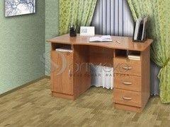 Письменный стол Олмеко 2-х тумбовый