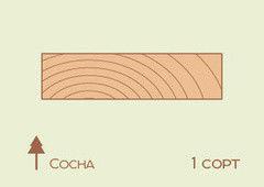 Доска строганная Доска строганная Сосна 18*120мм, 1сорт