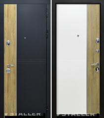 Входная дверь Входная дверь Staller Этна (дуб сонома)
