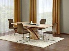 Обеденный стол Обеденный стол Halmar Sandor (дуб сонома)