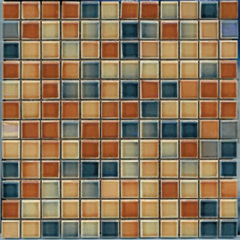 Мозаика Мозаика Vitra Mix 3 Tobacco-Blue