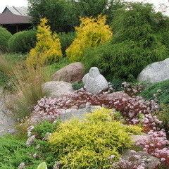 Ландшафтный дизайн Зелёная страна Пример 3