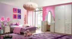 Детская кровать Детская кровать Калинковичский мебельный комбинат Тайна 0416