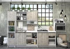 Кухня Кухня Сурская мебель Куба 03
