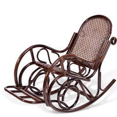Кресло из ротанга Мир ротанга 05/10B с подножкой