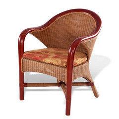 Кресло из ротанга МР Flores