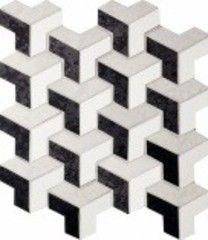 Мозаика Мозаика Tubadzin Barcelona mosaic 1A 23,5Х27,1