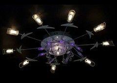 Светильник Profitlight M677 CR/10