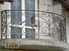 Элементы ограждений и лестниц Твен БО-05