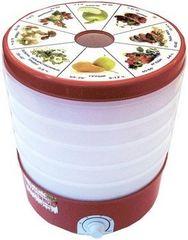 Сушилка для овощей и фруктов Сушилка для овощей и фруктов Чудесница СШ-006