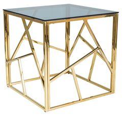 Журнальный столик Signal Escada B (золото)