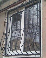 Решетка Решетка СтальТорм Пример 121 (на окна)