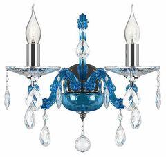 Настенный светильник Osgona Champa Blu 698625