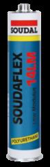 Герметик Герметик Soudal Soudaflex 14 LM 310 мл (темно-коричневый)