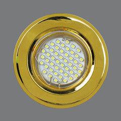 Встраиваемый светильник Elvan 16237 SG-G