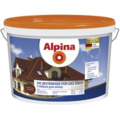 Краска Краска Alpina Die Bestaendige fuer das Dach
