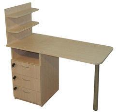 Мебель для салонов красоты Vasp-mebel Маникюрный стол СМ-3
