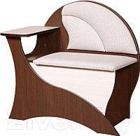 Тумба для обуви Мебель-Класс 012.4 (венге-дуб шамони, правая)