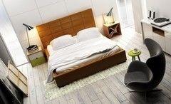 Кровать Кровать Atatel Анабель 100х200