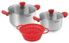 Наборы посуды Rondell Breit RDS-1003 5 пр.