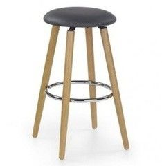 Барный стул Барный стул Halmar H-76 (серый)